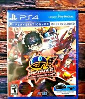Persona 5 Dancing in Starlight - PS4 - Sony PlayStation 4 - Brand NEW - Sealed