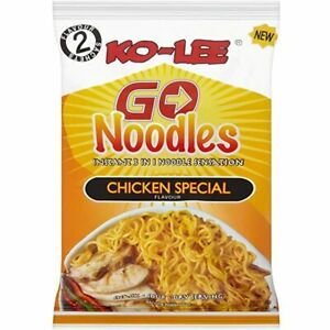 Ko-Lee Thai Chicken Special Noodles - Pack of 24 - 85g each