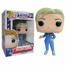Pop! The Vote Hillary Clinton Vinyl Figure #1 by Funko