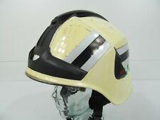 More details for rosenbauer heros-xtreme white firefighter fireman search & rescue helmet k2/fh2