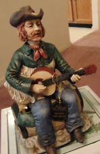 """Melodies in Motion cowboy plays """"Home on the Range"""" Animated with Box Used"""
