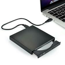 Universal USB2.0 Portable External Ultra Speed CD-ROM Car CD/DVD Player For Air