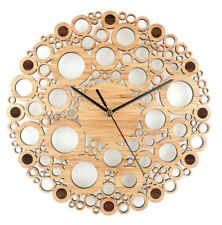 Art Round Modern Wall Clocks