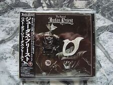JUDAS PRIEST The Best Of CD JAPAN OBI