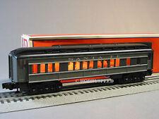 LIONEL SANTA FE BABY MADISON COACH o gauge train 6-81739 passenger 6-81740