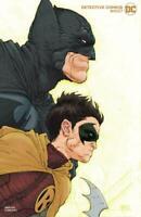 Detective Comics (2016) DC - #1027, Frank Quitely Batman & Robin Variant, NM