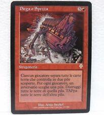 MAGIC INVASIONE - PIEGA O SPEZZA mint - ITA (137/350)