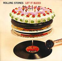 THE ROLLING STONES - LET IT BLEED  DECCA  8823321  NEW VINYL