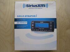 Sirius Stratus 6 Satellite Radio with Vehicle Kit Sdsv6V1