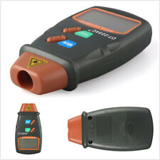 Autos Diagnostic-tool Digital Laser Tachometer RPM Meter Speed Revolution Gauge
