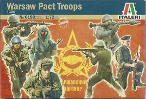 Italeri 1/72 (20mm) Modern Warsaw Pact Troops 1980s