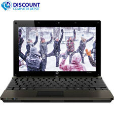 "HP 5103 Mini 10.1"" Laptop Computer Atom 1.66GHz 2GB 160GB Windows 10 Home Wifi"