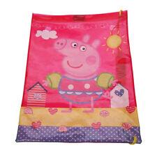 Peppa Pig Seaside Swimming Sports Swim Beach Bag Waterproof Official Licensed