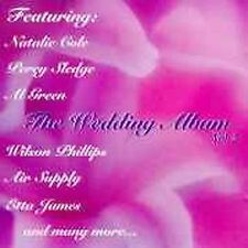 FREE US SHIP. on ANY 3+ CDs! NEW CD Various: The Wedding Album Vol. 2