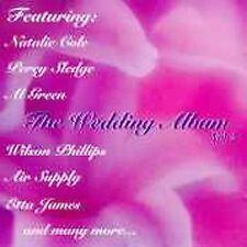 Audio CD The Wedding Album Vol. 2 - Various - Free Shipping