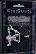 Wargods of Hyperborea Wendigo Shaman Booster MINT