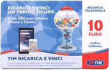 RICARICA TELEFONICA NOVITÁ TIM VINCI SICURO TABLET 10 EURO