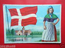 figurines picture cards figurine sidam gli stati del mondo 89 danimarca bandiere