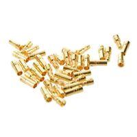 20 pares 3.5 mm Chapado en oro Conectores electronicos del motor clavija de X1D1