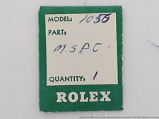 Rolex 1055 #770 Mainspring Authentic Genuine Sealed NEW