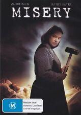 Misery () Movie DVD R4 Kathy Bates