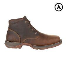 """DURANGO® RED DIRT REBEL™ SQUARE-TOE 5"""" CHUKKA BOOTS DDB0248 - ALL SIZES - NEW"""