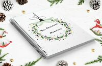 Baby Christmas Memory Book, Baby's First Christmas, Up to Five years, baby gift
