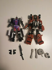 Transformers Fansproject Warcry Flameblast Defender BTS Tapes