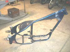Triumph Front Frame + Amen or Santee Style Rear Plunger Chopper  650cc 109