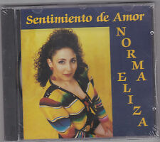 "NORMA ELIZA-""Sentimiento de Amor"" (1992) Tejano Tex Mex Latin CD SEALED (#86)"