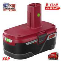 19.2Volt 6000mAh Lithium Ion Battery for Craftsman C3 Battery 130279005