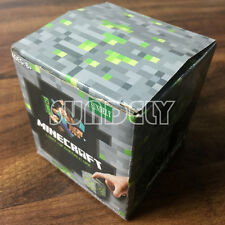 Minecraft Diamond Ore Light Up Night Light Green Birthday Gift Toy Kids - UK