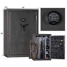 Bighorn Heavy Duty 31.4 Cu Ft Safe, Gun Firearm Vault, NO TAX, Deluxe Organizer