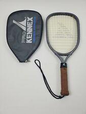 "Pro Kennex Graphite Dominator Racquetball Racquet 3 7/8"" Grip"