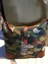 NWT Dooney Bourke Hobo Camouflage Handbags