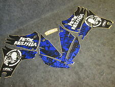 Yamaha YZF450 2010-2013 fábrica GR1103 kit de gráficos FX Metal Mulisha