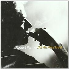 ROBERT PALMER: AT HIS VERY BEST 19 TRACK CD GREATEST HITS / NEW