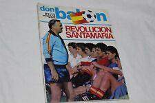 REVISTA DON BALON DEL NUMERO 258 SEPTIEMBRE DE 1980 REVOLUCION SANTAMARIA