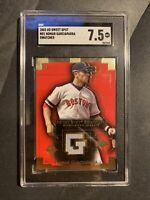 2003 Upper Deck Sweet Spot Nomar Garciaparra Boston Red Sox Graded SGC 7.5 NM+