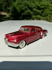Dinky Matchbox DY11 1948 Tucker Torpedo Red Made in China 1989