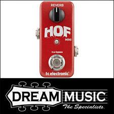 TC Electronic Hall of Fame HOF Mini Toneprint Reverb Guitar Effects Pedal RP$229