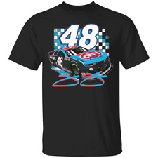Men's Jimmie Johnson Team Collection ally Darlington Throwback 2020 T-Shirt S...