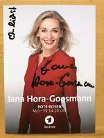 Hora-Goosmann nackt Jana  Trötgedanken