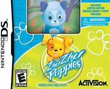 Zhu Zhu Puppies - Includes Limited Edition Freckles Toy DS/Lite/DSi/XL/3DS NEW