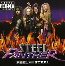 Steel Panther - Feel the Steel [New CD] Explicit