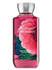 Bath and Body Works Midnight Pomegranate Signature Collection Shower Gel