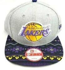 Los Angeles Lakers NBA New Era 9Fifty Hardwood Classics Snapback Hat *RARE*