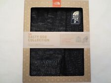 THE NORTH FACE SALTY DOG COLLECTION BEANIE GLOVE LAMBSWOOL BOX SET MEN ONE SIZE