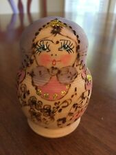 Russian Nesting Dolls 5 piece set