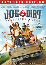 JOE DIRT 2 BEAUTIFUL LOOSER DVD & DIGITAL COPY EXTENDED EDITION DAVID SPADE